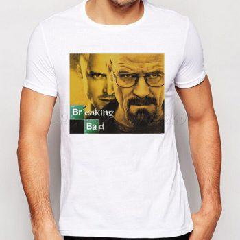 Camiseta Streetwear Breaking Bad Retro 2.0 7