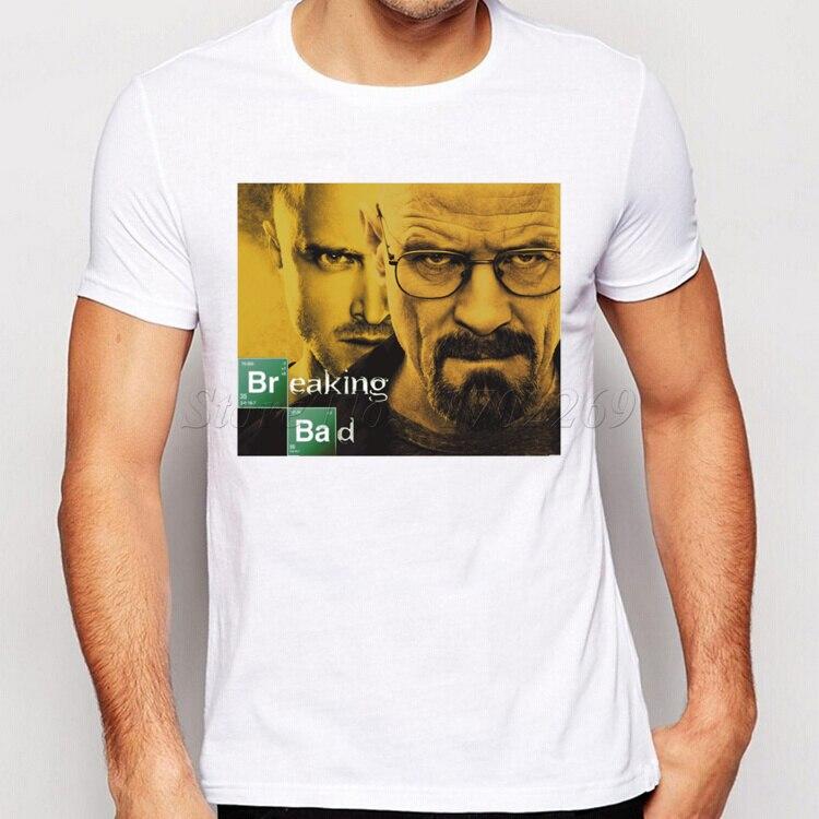 Camiseta Streetwear Breaking Bad Retro 2.0 4