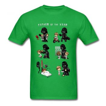 Camiseta Star Wars Darth Vader Padre del Año 2020 2