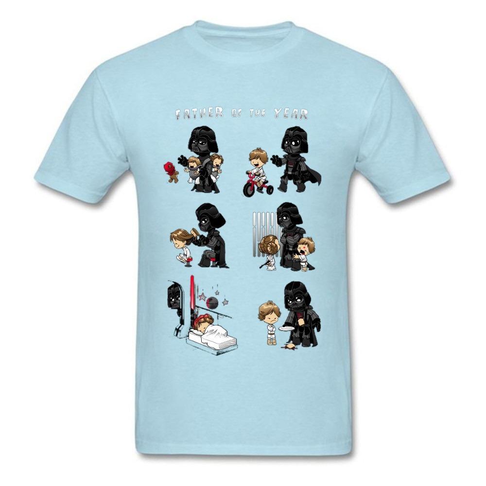 Camiseta Star Wars Darth Vader Padre del Año 2020
