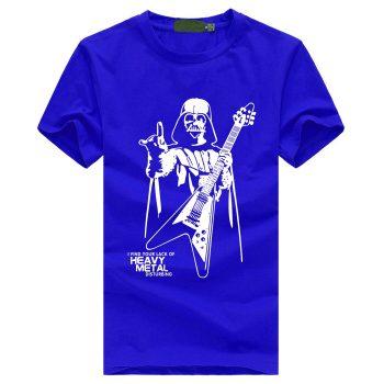 Darth Vader Heavy Metal T-Shirt diseño 2020 7