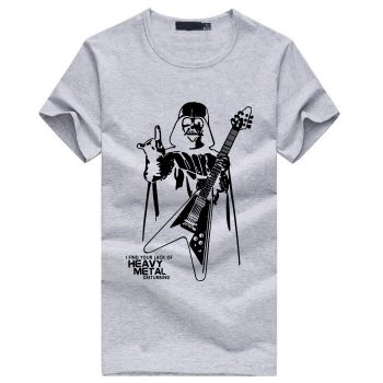 Darth Vader Heavy Metal T-Shirt diseño 2020 11
