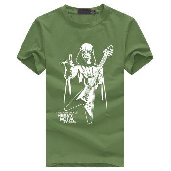 Darth Vader Heavy Metal T-Shirt diseño 2020 9