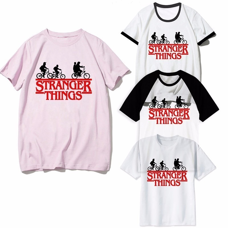 Stranger Things Funny t-shirt for girl 2020 1