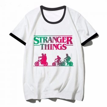 Stranger Things Funny t-shirt for girl 2020 9