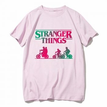 Stranger Things Funny t-shirt for girl 2020 10