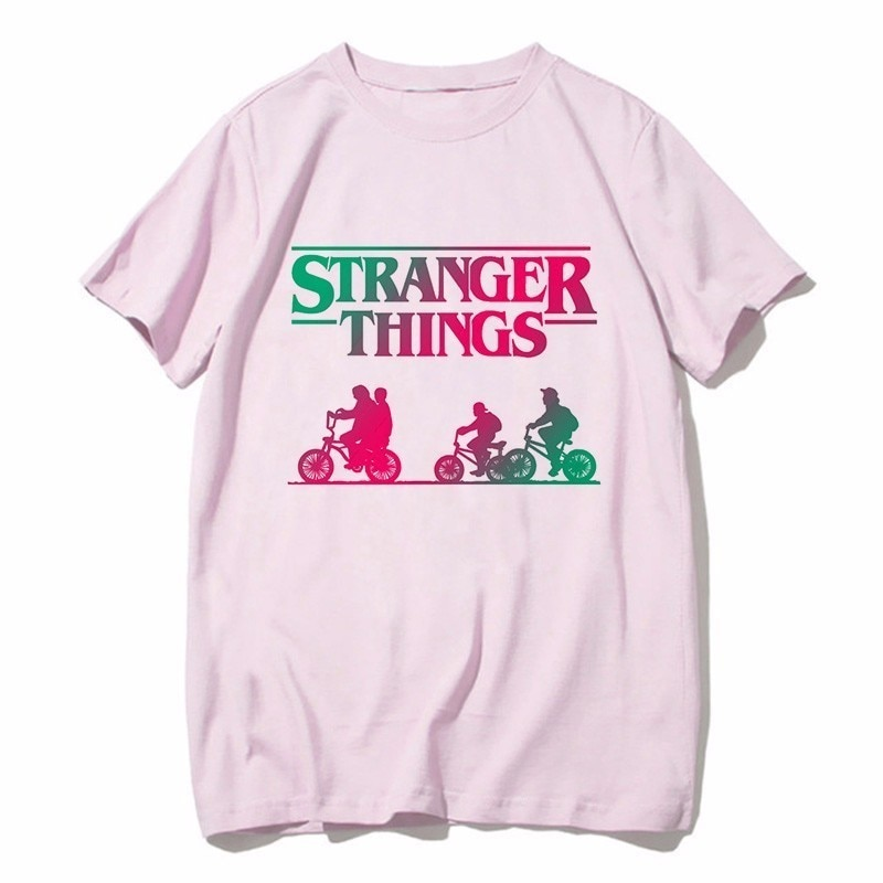 Stranger Things Funny t-shirt for girl 2020 4
