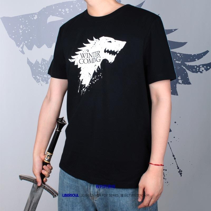 Game of Thrones T-Shirt Stark Top 2020 2