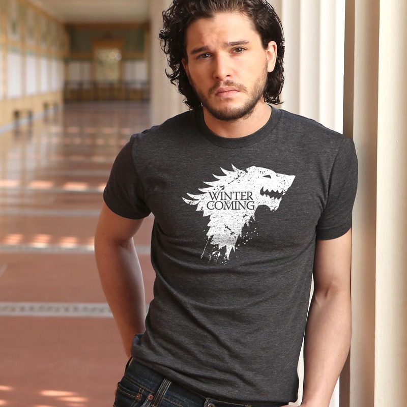 Game of Thrones T-Shirt Stark Top 2020 1