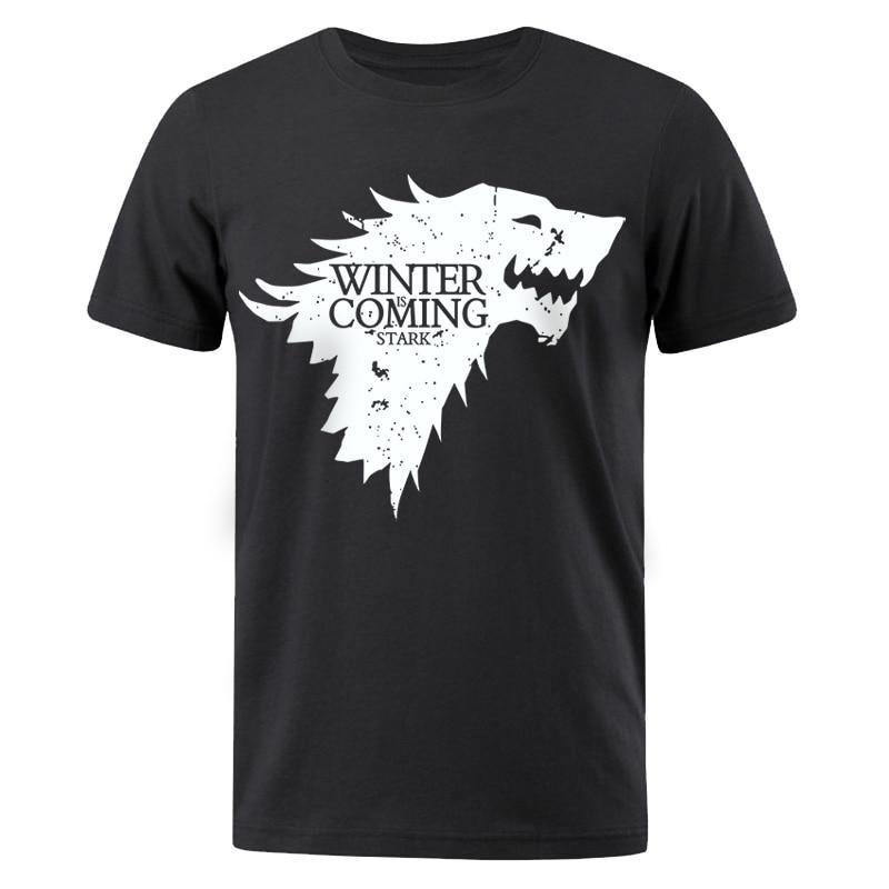 Game of Thrones T-Shirt Stark Top 2020 3