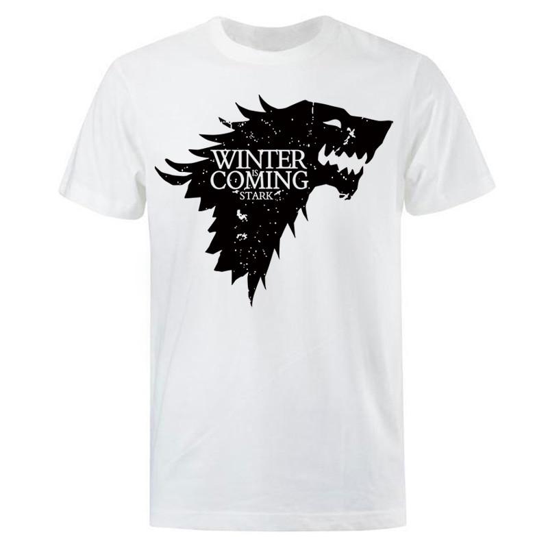 Game of Thrones T-Shirt Stark Top 2020 4