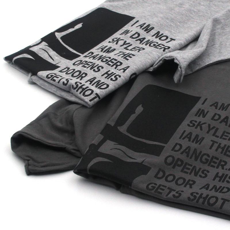 Men's Breaking Bad TV Cotton T-Shirts 6