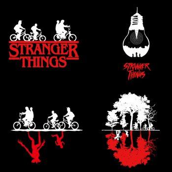 STRANGER THINGS T-Shirt 3ª Temporada 5