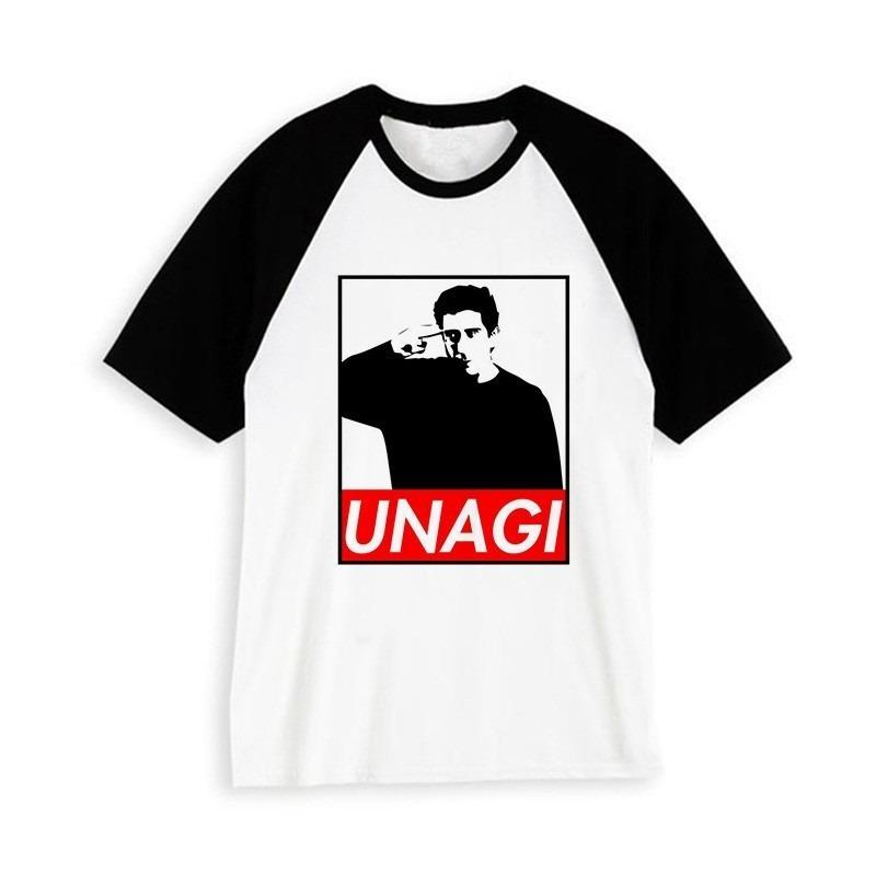 Hipster Camiseta Harajuku Friends Unisex 2