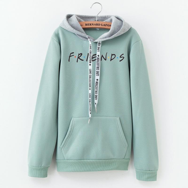 FRIENDS 2020 Nuevas Sudaderas con capucha 3