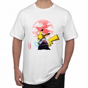 Camiseta manga corta Pikachu Samurái 1