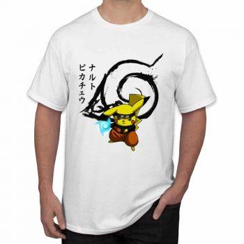 Camiseta manga corta Pikachu Samurái 3