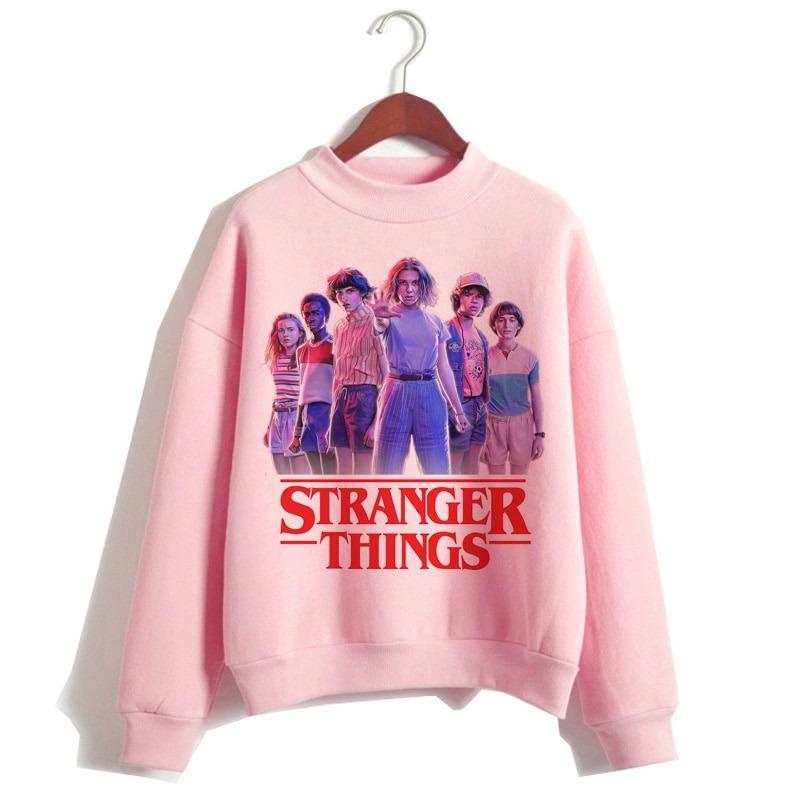 Sudadera Mujer Stranger Things 3 con capucha 1