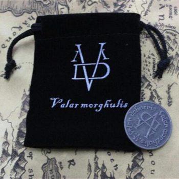 Game of Thrones Valar Morghulis Coin´20 11