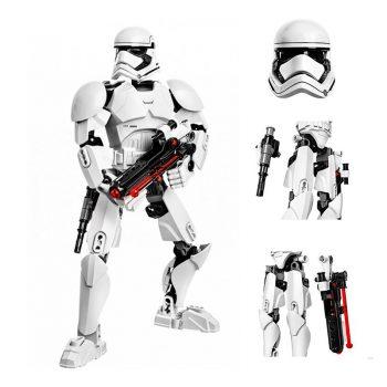 Star Wars Figuras Construibles 2020 6