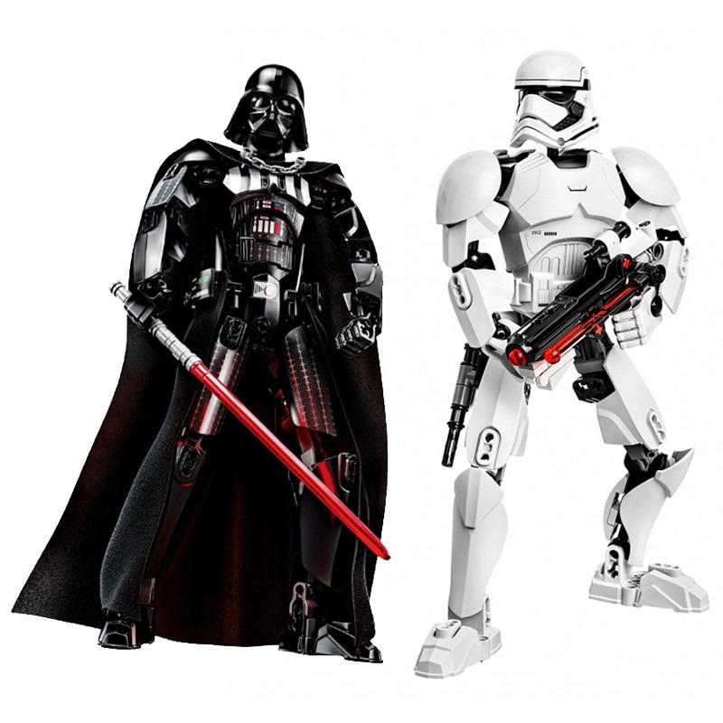 Star Wars Figuras Construibles 2020 1