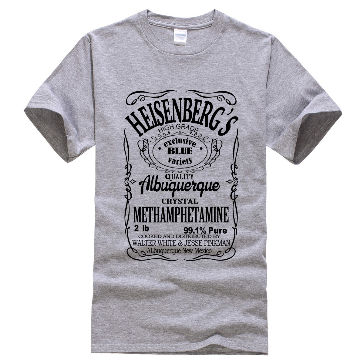 Camiseta Breaking Bad Heisenberg 2020 4