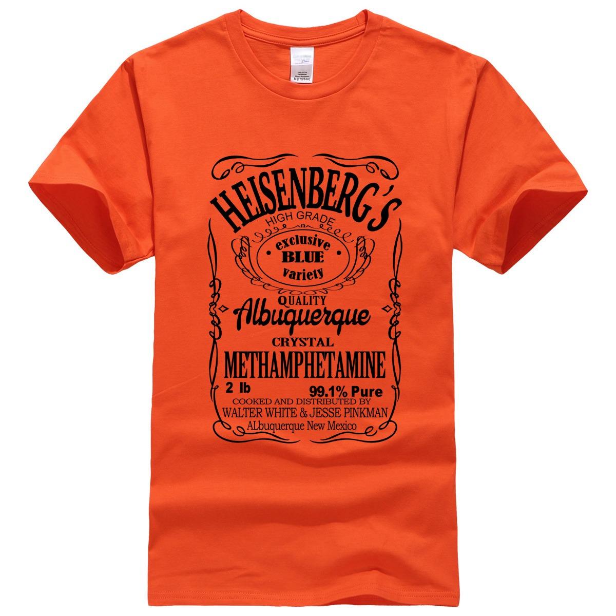 Camiseta Breaking Bad Heisenberg 2020 5