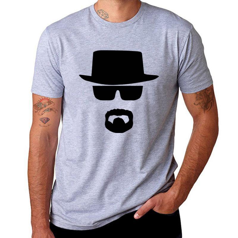 Camisetas Breaking Bad Heisenberg´20