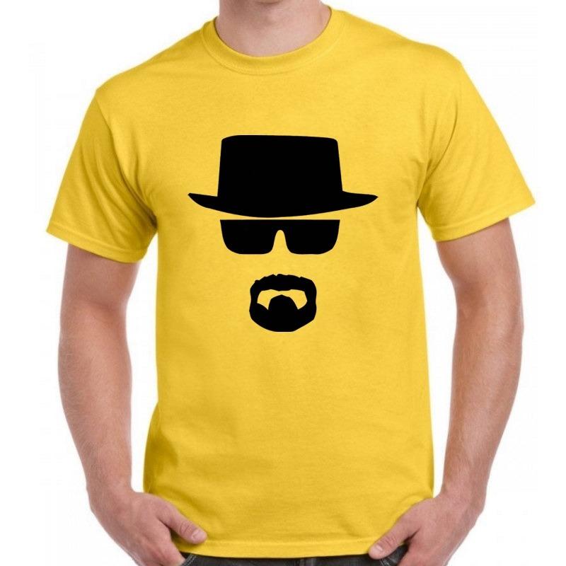 Camisetas Breaking Bad Heisenberg´20 2