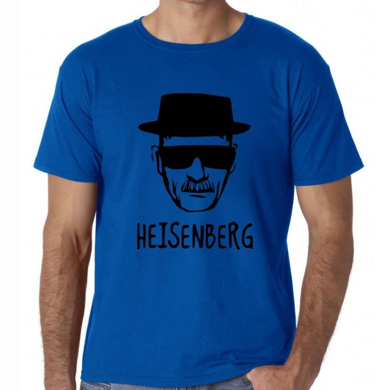 Camisetas Breaking Bad Heisenberg´20 1