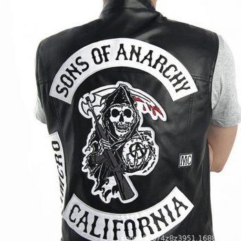 Nueva Sudadera Sons of Anarchy 2020 10