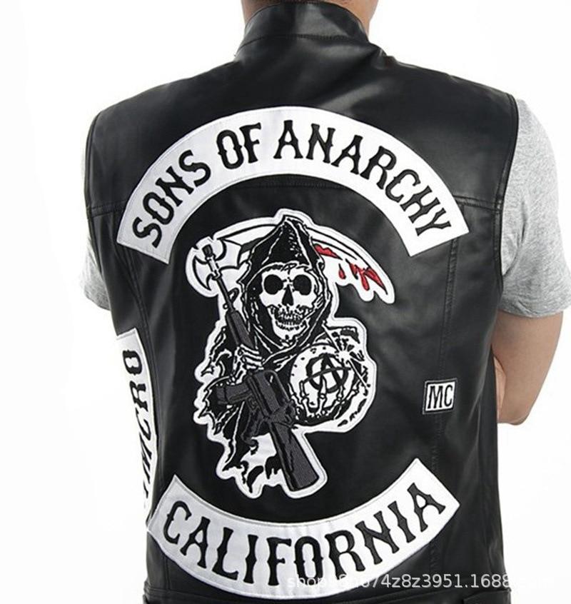 Nueva Sudadera Sons of Anarchy 2020 5