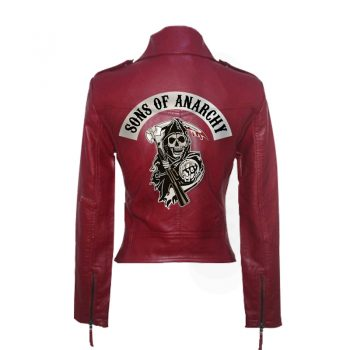 Chaqueta Sons Of Anarchy Chica 2.0 8