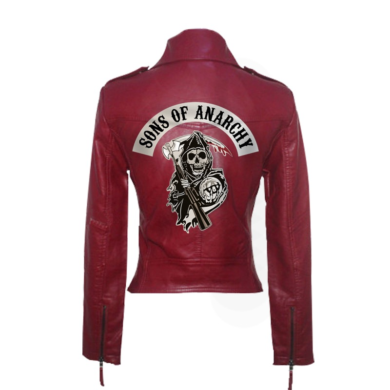 Chaqueta Sons Of Anarchy Chica 2.0 3