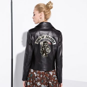Chaqueta Sons Of Anarchy Chica 2.0 7