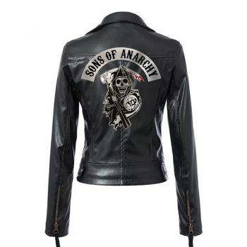 Chaqueta Sons Of Anarchy Chica 2.0 10