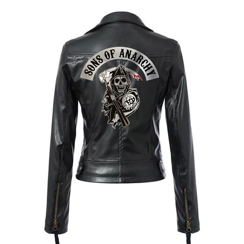 Chaqueta Sons Of Anarchy Chica 2.0 5