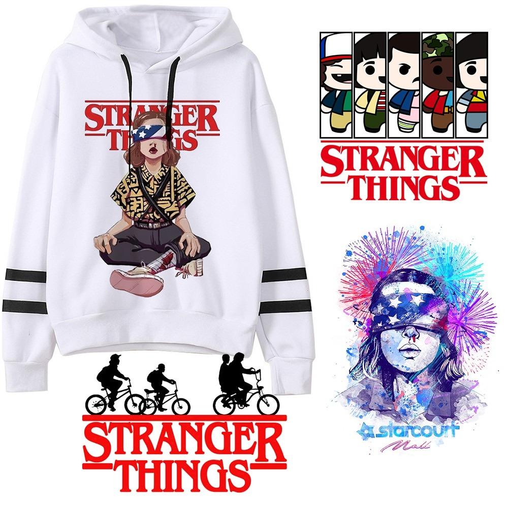 Stranger Things Sudadera con Capucha´20 1