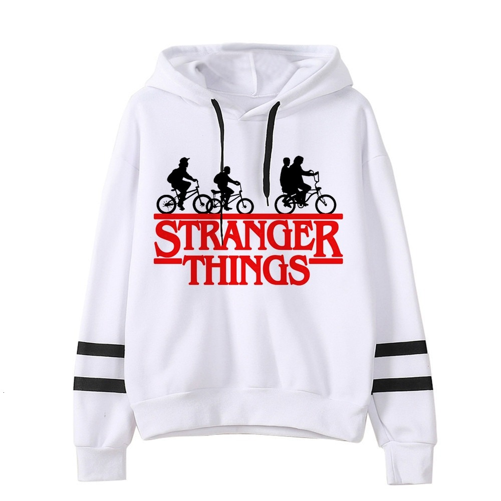 Stranger Things Sudadera con Capucha´20 4