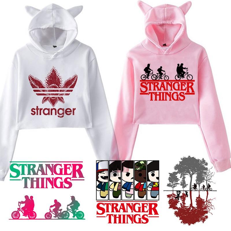Stranger Things Sudadera Kawaii 2020 1