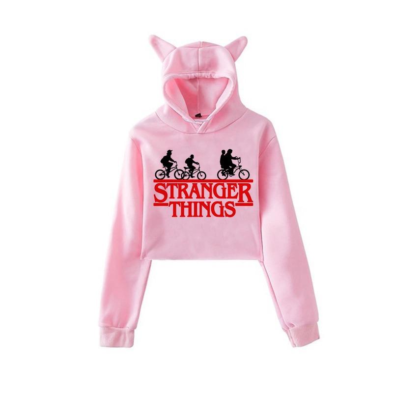 Stranger Things Sudadera Kawaii 2020 2
