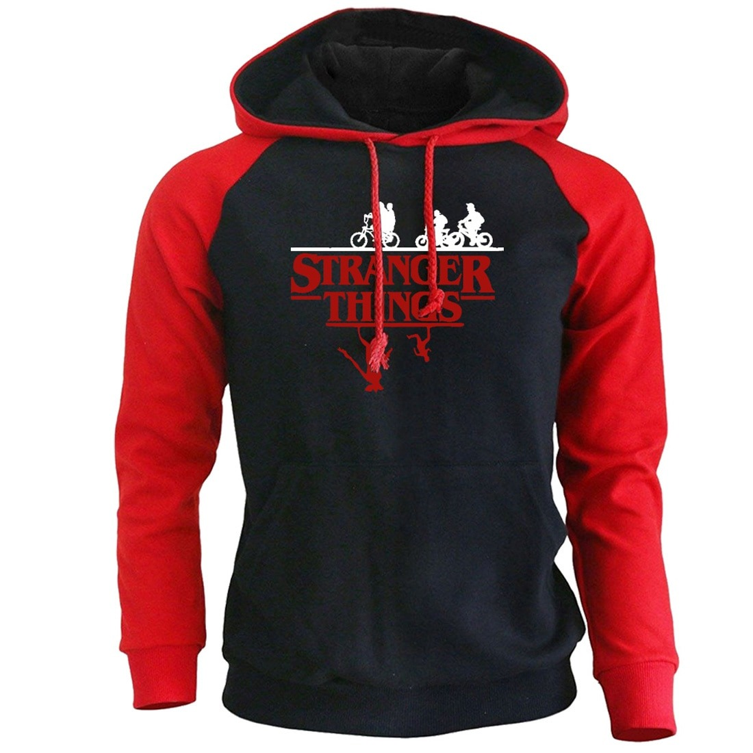 Sudadera con capucha Stranger Things Casual 2020 1