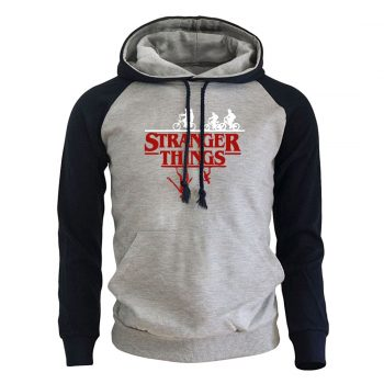 Sudadera con capucha Stranger Things Casual 2020 9