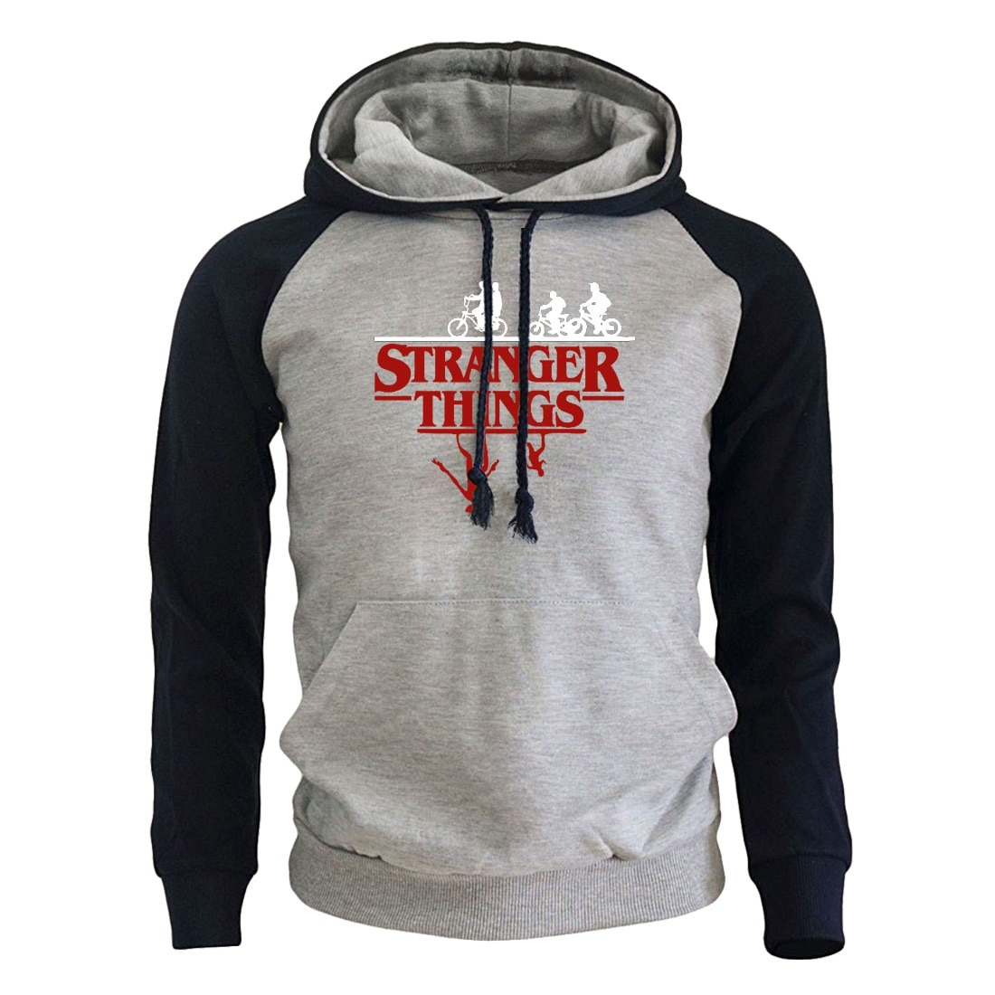 Sudadera con capucha Stranger Things Casual 2020 4
