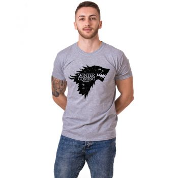Camiseta Casual Stark Game Of Thrones 4