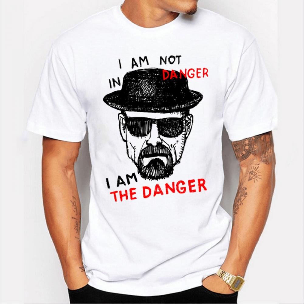 Heisenberg Camiseta Breaking Bad Retro 2020 1