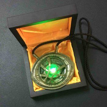 Gema del Tiempo ojo de Agamotto Doctor Strange 10