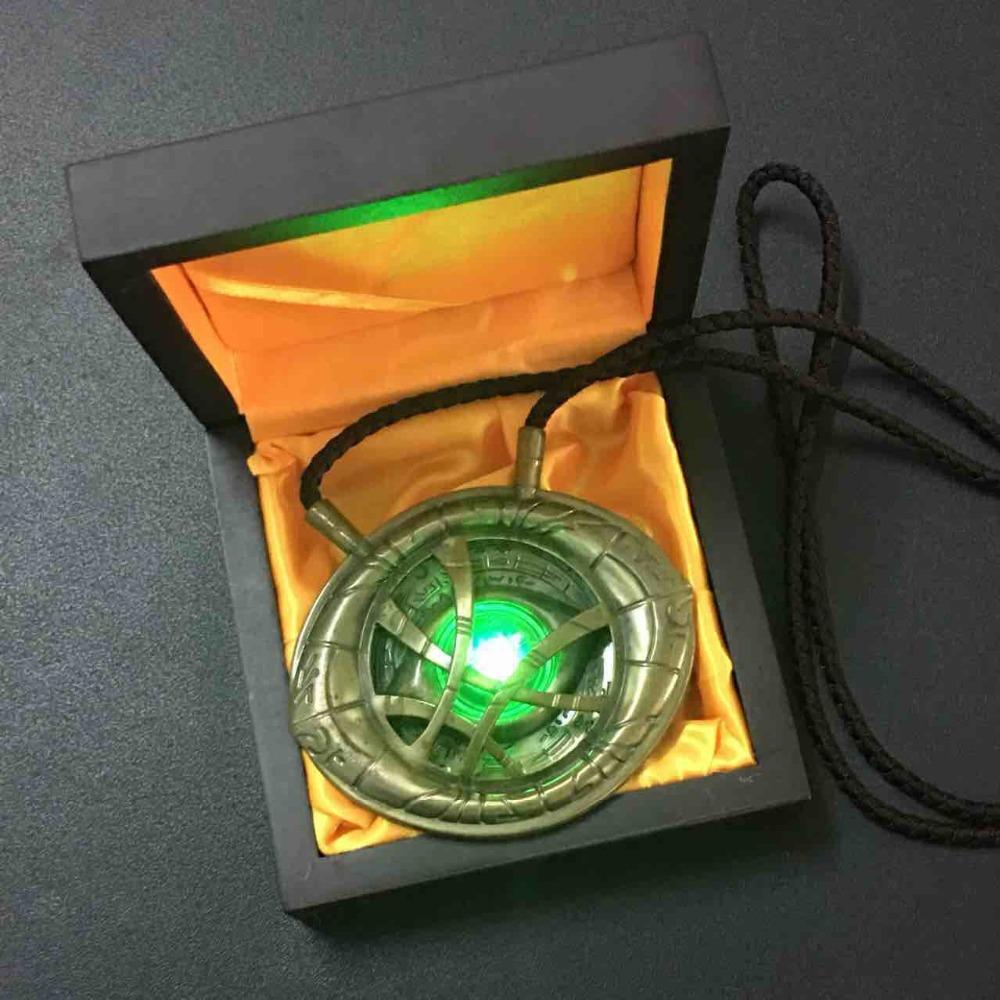 Gema del Tiempo ojo de Agamotto Doctor Strange 5