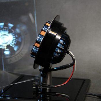 Reactor de Arco Tony Stark con luz LED 2020 10