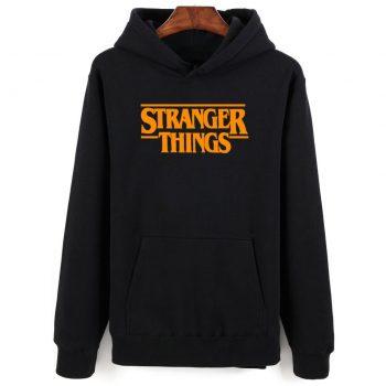 Sudadera Stranger Things con capucha Unisex 2020 3